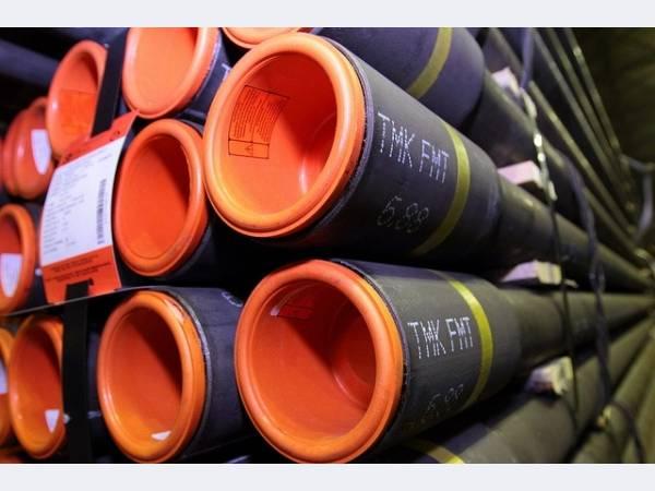 ТМК ожидает высокий спрос на все виды трубной продукции в 2018 г.