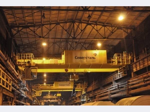 Северсталь инвестировала более 160 млн. руб. в обновление подъемного оборудования ЧерМК