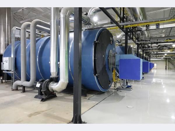 В УГМК построили уникальный энергоцентр