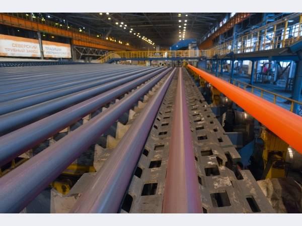 На Северском трубном заводе запущена уникальная система финишной доочистки сточных вод по технологии нулевого сброса