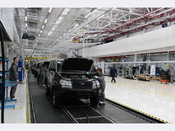 УАЗ запустил новую линию тестов автомобилей