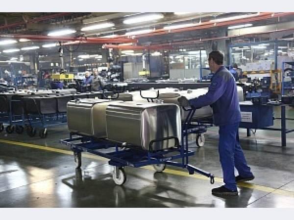 На заводе КАМАЗа локализуют производство алюминиевых баков