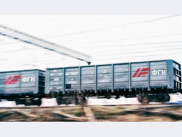 В январе 2018 г. ФГК перевезла 13,5 млн т грузов