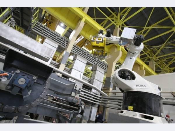 В штате Уралэлектромеди появилась роботизированная техника