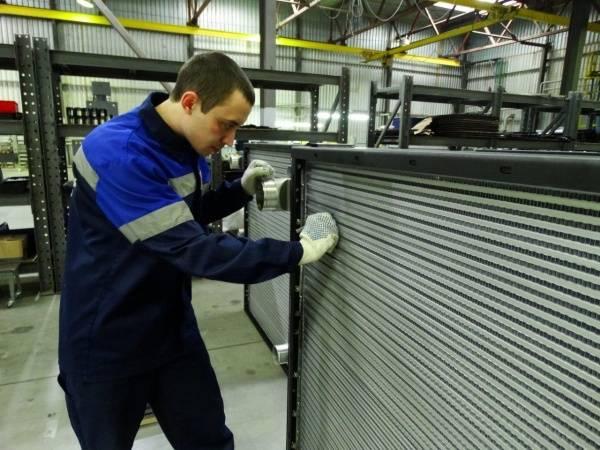 Оренбургский радиатор поставил продукцию Ростсельмаш