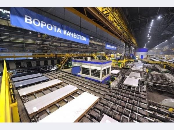 Северсталь в 2018 г. поставит КамАЗу 60 тыс. т металлопроката