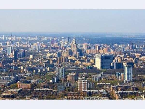 В центре Москвы построят 300 тыс. кв. м жилья в 2018 г.