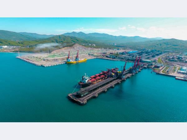 Восточный Порт отправил на экспорт 5 млн т угля с начала 2018 г.