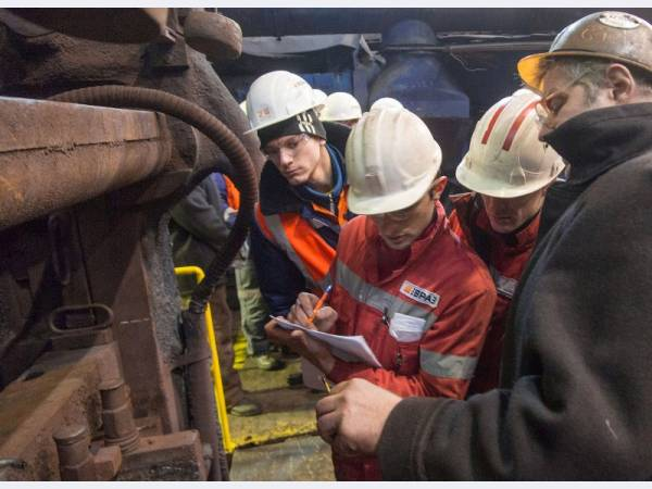ЕВРАЗ НТМК изготовил металлопрокат для строительства новой аглофабрики ММК