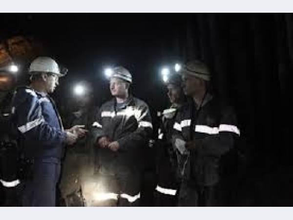 Горняки шахты «Ерунаковская-VIII» добыли 1 млн т угля