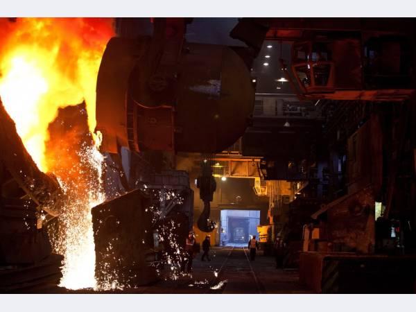 ЕВРАЗ сократил производство стали в I квартале 2018 г.