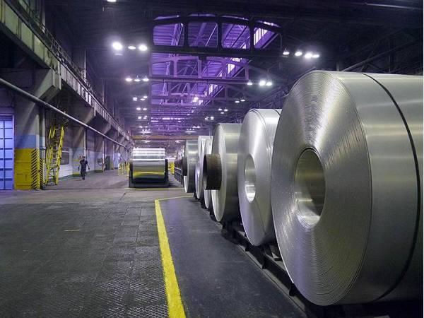 ВМЗ выпустил 10-миллионную тонну горячекатаного рулона