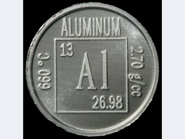 Экспорт алюминия из России увеличился на 16%