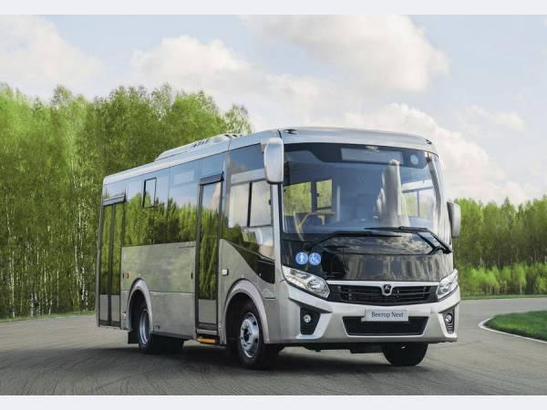 Рынок автобусов РФ увеличился на 20%