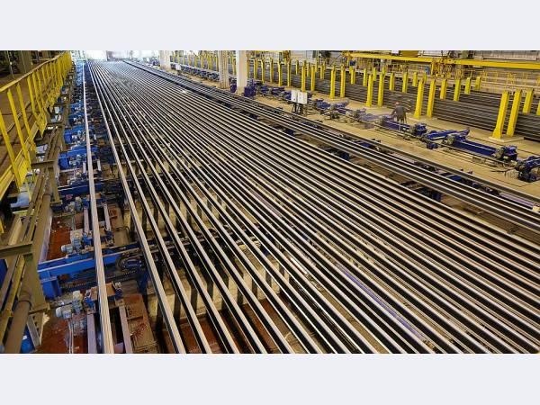 Мечел продемонстрирует рельсы и продукцию для вагоностроения на выставке InnoTrans 2018