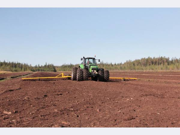 Карельский окатыш начал разработку месторождения топливного торфа