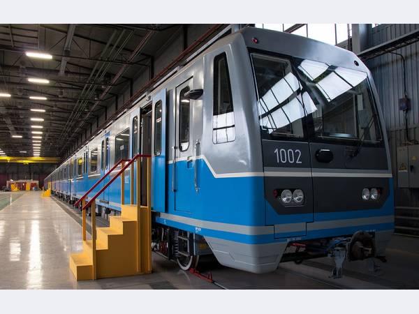 Трансмашхолдинг проведет капремонт екатеринбургских вагонов метро