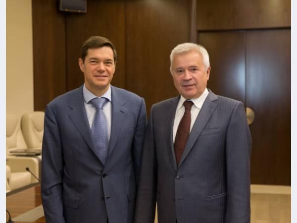 Северсталь и ЛУКОЙЛ договорились о развитии сотрудничества