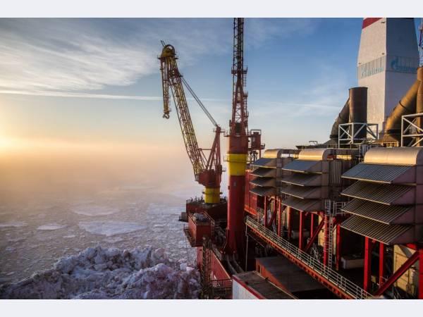 Добыча газа в России в 2018 г. превысит 700 млрд кубометров