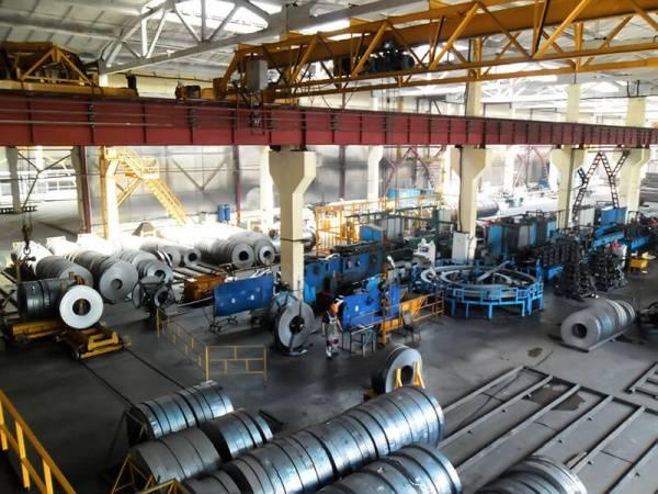 Королевский трубный завод расширяет ассортимент трубной продукции в ЮФО