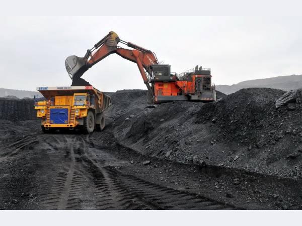 Кузбассразрезуголь наращивает объемы добычи угля