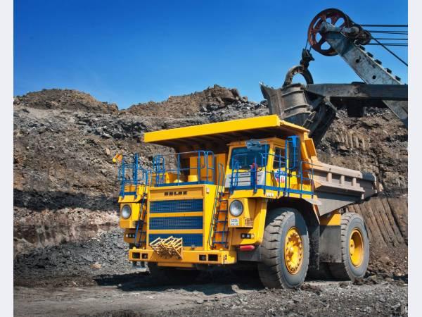 На Лебединский ГОК поступили новые 220-тонные БелАЗы