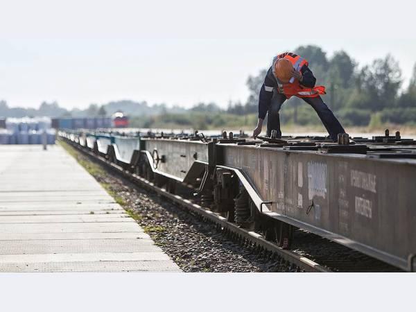 РЖД вложит средства от продажи Трансконтейнера в инфраструктуру