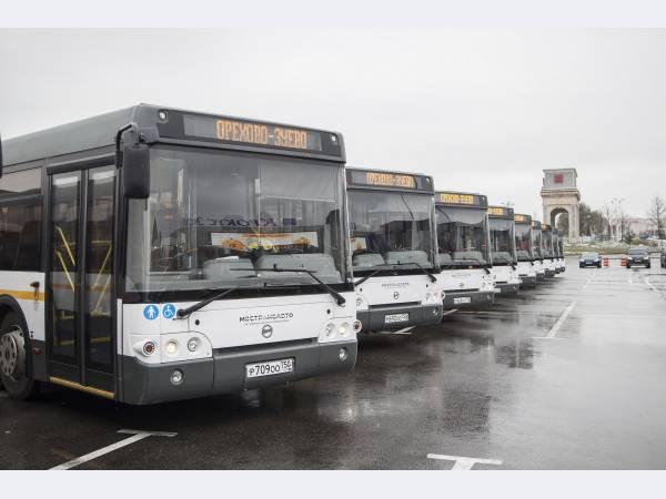 Группа ГАЗ поставила в Тюмень автобусы большого класса