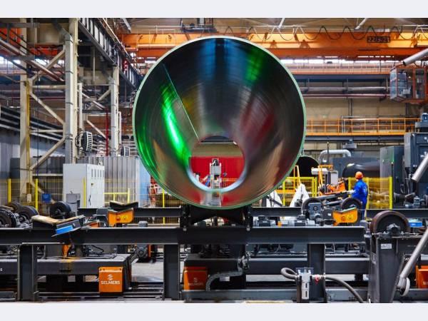 Загорский трубный завод начал отгрузки труб для «cеверного завоза»