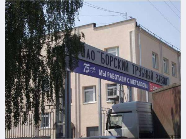Борский трубный завод, ОАО