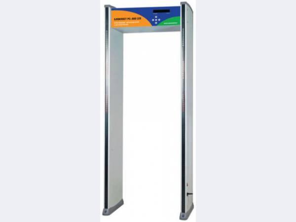 Появилась новая модификация известного арочного металлодетектора – Блокпост РС-800 СД